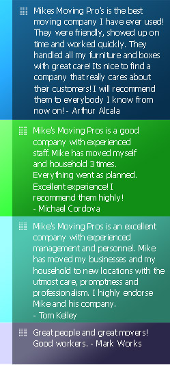 mike's moving pros, topeka, kansas
